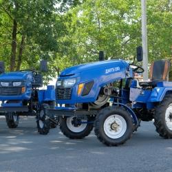 Трактора новой модификации - ДМТЗ 160 и ДМТЗ 180